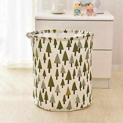 Simple Modern Fabric Hamper Storage Bucket