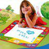 Doodle Children's Drawing Toys Mat Magic Pen giocattolo educativo 1 Mat2 Water - COME LA FOTO