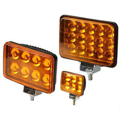 Truck Led Headlights Electric Car Motorcycle Headlights Engineering Car Reversing Lights Super Bright Glare Lens Fog Lights
