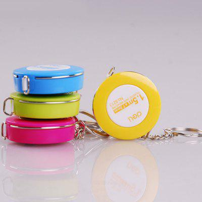 Leather Tape Measure Three Measuring Clothes Ruler Mini Tape Small Telescopic Ruler 1.5m Ruler