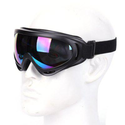 Outdoor Riding Glasses Windshield Motorcycle CS Ski Anti-impact Goggles Goggles