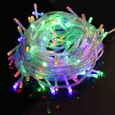 LED Lantern String LED Lighting Starry Lantern String Christmas Light Decoration Light 10 Meter 100 Light With Tail Insert