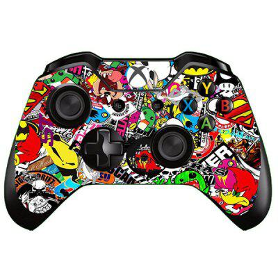 Gamepad Handle Sticker Controller Skin for Xbox One