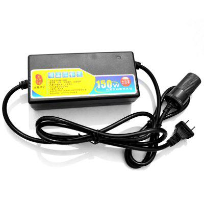 220V To 12V Inverter High Power Car Power Converter Home Adapter for Cigarette Lighter Head Vacuum Cleaner