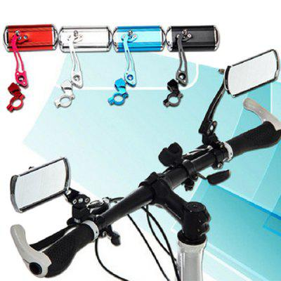 Mountain Bike Rearview Mirror Aluminum Alloy Vehicle Safety Bicycle Accessories