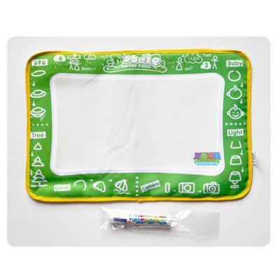 Magic Water Magic Canvas Painting Blanket Writing Blanket Baby Puzzle Science Teaching Writing Pad