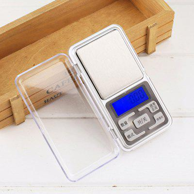 MH01 Jewelry Called Smart Portable Mini Pocket Electronic Scale Palm Gram Weight Backlight Precision 0.1g