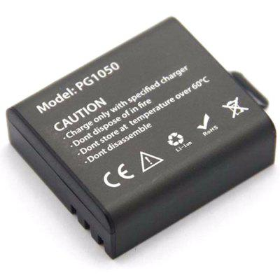 Waterproof Sports Camera Battery H9/H8Por Universal Lithium Battery EKEN Dedicated 1050mAh