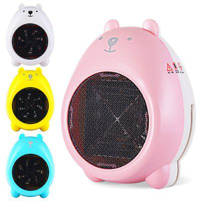 Cartoon Mini Heater Fan Fashion Desktop Kleine Sun Home Heater