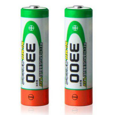 No.5 No.5 Batterie Ni-MH Rechargeable de 3300MAh