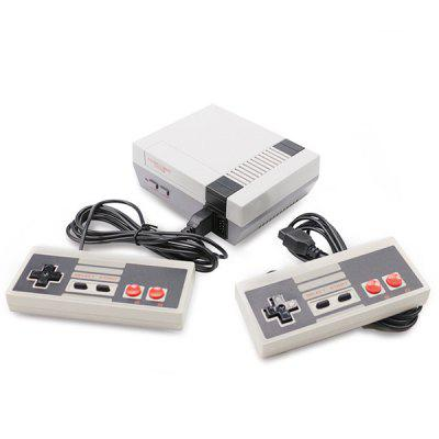 Built-in 620 jogos Classic Mini NES Game Console