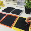 LCD Tablet 10 inch Thick Pen Children Learning Drawing Board Writing Pad - WHITE