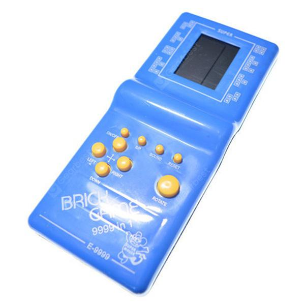 Tetris Game Console Handheld Small Game Console Handheld Classic Nostalgic  Children Toy Gift