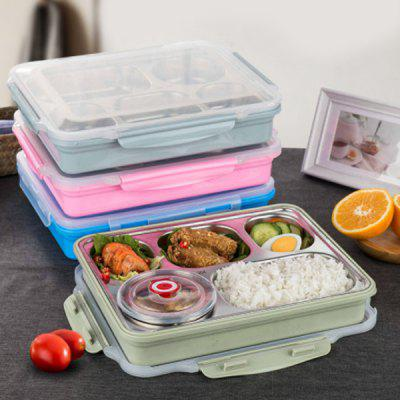 304 Stainless Steel Lunch Box To Deepen The Insulated Lunch Box