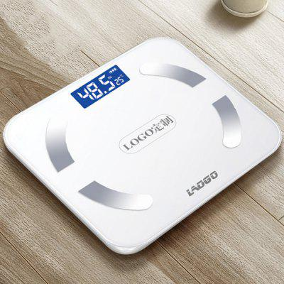 Bluetooth Smart Weight Scale Mobile Phone App Body Fat Called Fat Scale Adult Body Scale Accurate Home