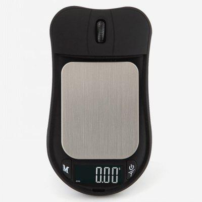 High-precision Mouse Modeling Electronic Weighing Jewelry Scale Mini Gift Scale
