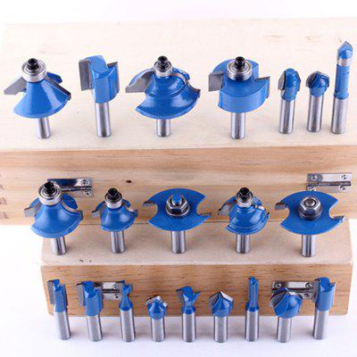 8mm Handle Commonly Used Milling Cutter Line Knife Computer Engraving Electromechanical Wood Milling Cutter Knives