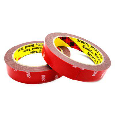 3m4229P Double-sided Adhesive Strong Seamless Waterproof Foam VHB Double-sided Tape Car Special Thick Sponge Rubber