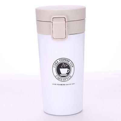 Vacuum Stainless Steel Mug Coffee Cup Bouncing Cup Car Cup