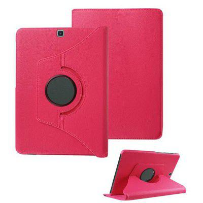 SM-T810 Protective Cover Galaxy Tab S2 9.7 Flat Protective Case T815C Rotating Leather Case for Samsung