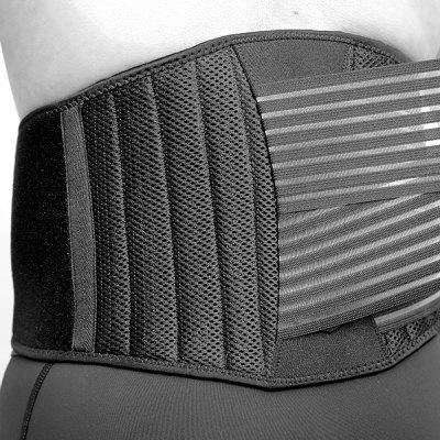 Sports Fitness Pressurized Weightlifting Slim Breathable Protection Fixed Belt