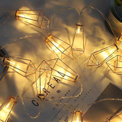 LED Room Holiday Decoration Small Lantern Flashing Light String
