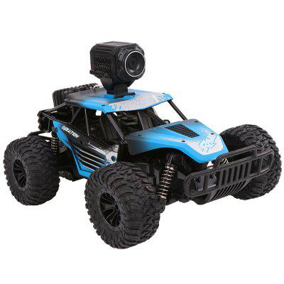 2.4G High-speed Electric Remote Control Climbing Big Foot Athletic Children Car Toy
