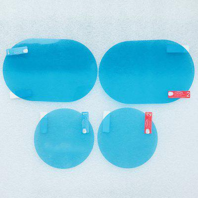 Car Rear View Mirror Anti-fog Waterproof Film