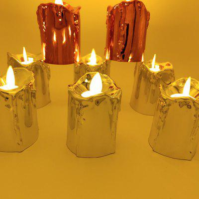 Electronic Swing Candle Light LED Creative Wedding Birthday Flame