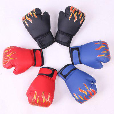 Boxing Gloves Sanda Adult Children Fight Muay Thai Boxing Gloves Sanda Training Gloves