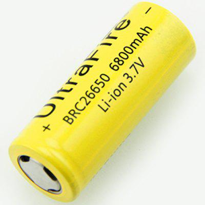 26650 Lithium-ion Battery 3.7V Rechargeable High Capacity 26650 Lithium-ion Battery
