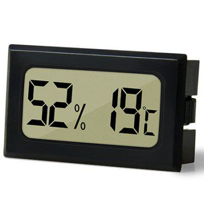 TPM - 20 Thermometer Embedded Mini Electronic Digital Display Outside Pet Reptile Thermometer