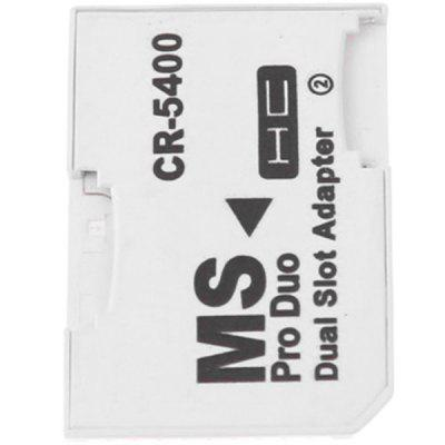 CR5400 Memory Card Conversion Set PSP Dedicated Double Vest TF to MS Card Set TF to Memory Stick Double Card Sets