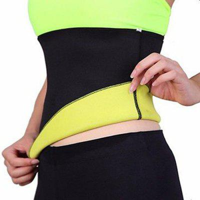 Shapers Yoga Sports Abdomen with A Fever Belt