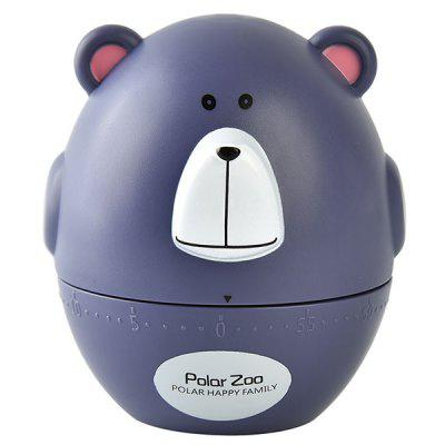 Mavericks Bear Cartoon Cooking Timer