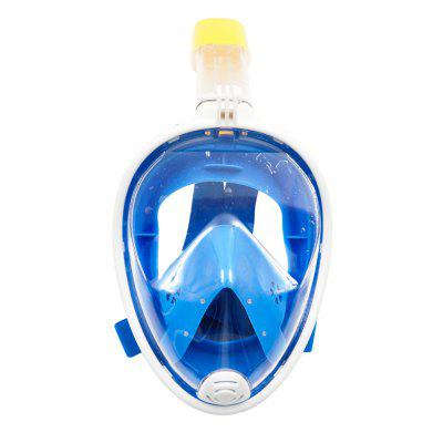Diving Mask Equipment Diving Cover Full Dry Snorkel Swimming Mask