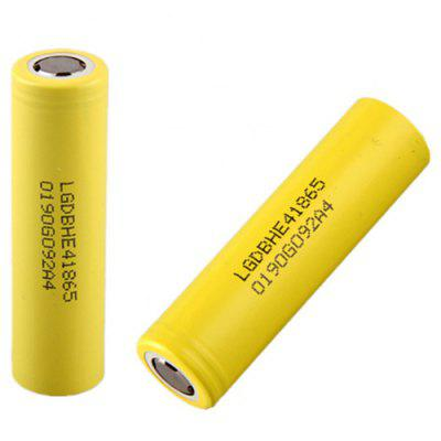 18650 Lithium Battery 35A Electronic Cigarette Battery 2500mAh