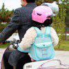 Electric Car Child Safety Belt Motorcycle Protection Child Baby Bicycle Battery Car Locomotive Baby Carrier - WATERPROOF POWDER