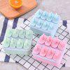 Kitchen Tools DIY Combination Popsicle Ice Cream Mold Popsicles Ice Cream with Lid Ice Mold Ice Grid - ROUND