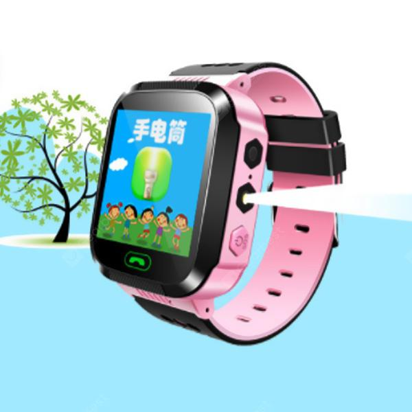 Smart Children Watch Mobile Phone Remote Photo Camera Touch Screen  Positioning Card Call Watch