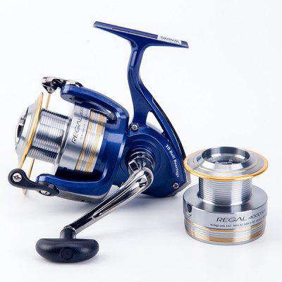 Double-line Cup 10-axis Spinning Wheel Fishing Wheel Fishing Reel Fishing Wheel Fishing Wheel Asian Wheel