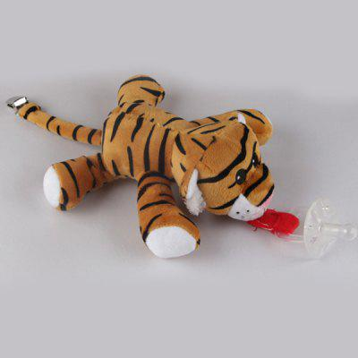 Infant Pacifier Tiger