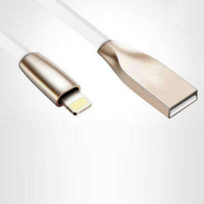 Zinc Alloy For IPhone7 Data Cable 5s/6Plus Fast Charge USB Charging Cable