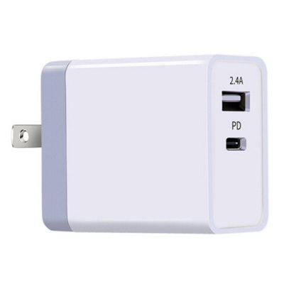 PD Mobile Phone Type-C 29W High Power Fast Charger Charging Head