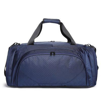 0ecb9553cd40 Portable Travel Bag Waterproof Polyester Oxford Bag Duffel Bag Shoulder  Sports Gym Bag