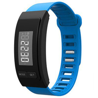 H40 Sports Pedometer Distance Monitoring Card Road Consumption Smart Bracelet