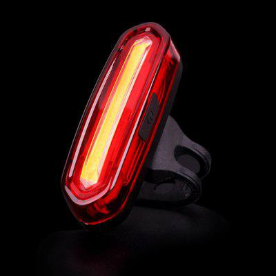 COB Riding Taillights USB Charging Bicycle Lights Running Lights