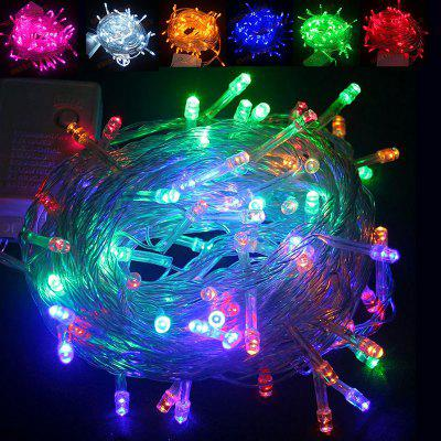 LED Light String Festival Lantaarn String Bruiloft Decoratie Licht Buiten Waterdicht Star Licht Kerstlicht