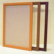 77f4aa3830 Solid Wood A3 Business Photo Frame Set Table Photo Frame 16 Inch  Certificate Award A4 Photo