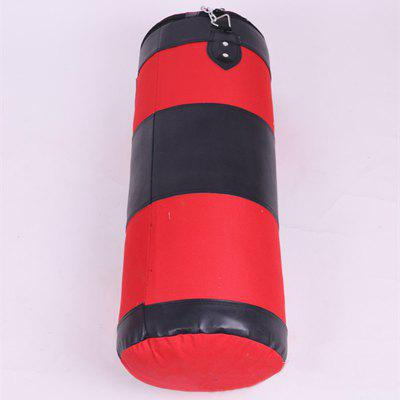Boxing Leather Hanging Hollow Sandbag Fighting Children Home Fitness Loose Leather Hanging Bag